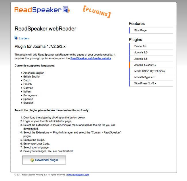 Kessler-Medien – Werbeagentur & Medienagentur - ReadSpeaker
