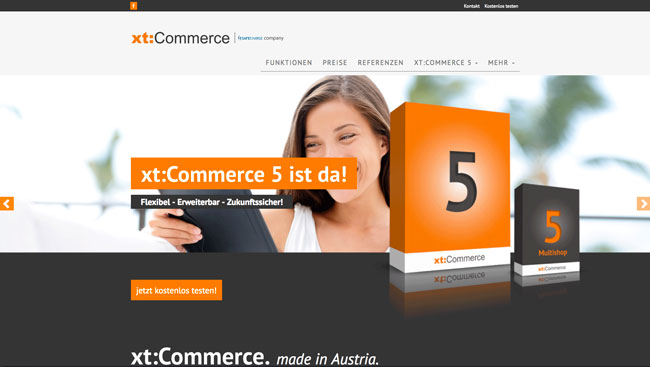 xt commerce 5